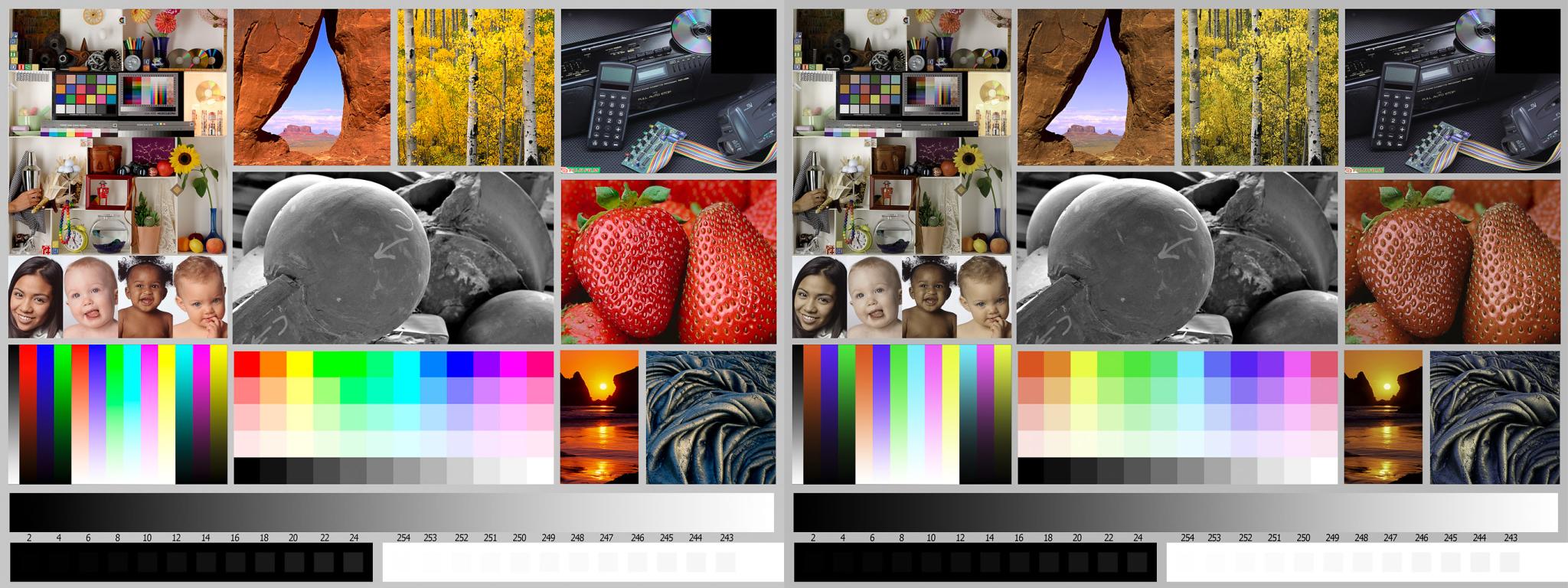 sRGB vs. ProPhoto RGB