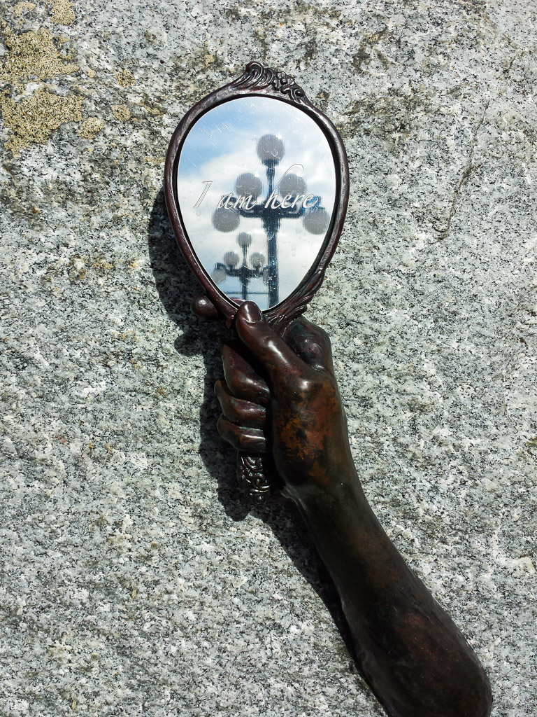 The Hands of Time - Holding a Mirror