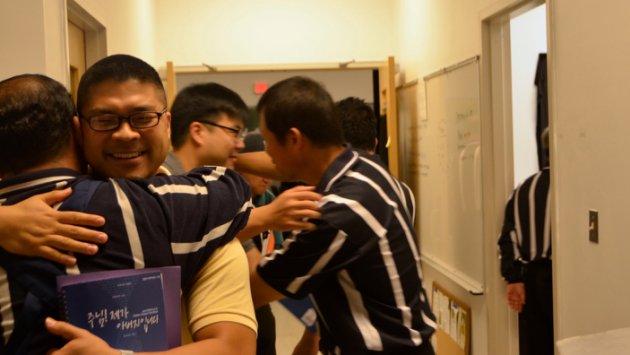 Hug School for Dads