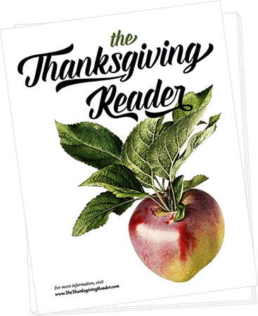 The Thanksgiving Reader