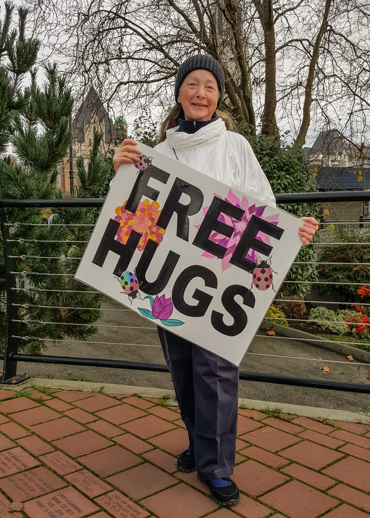 Free Hugs on Black Friday