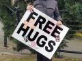 Free Hugs, March 1, 2020