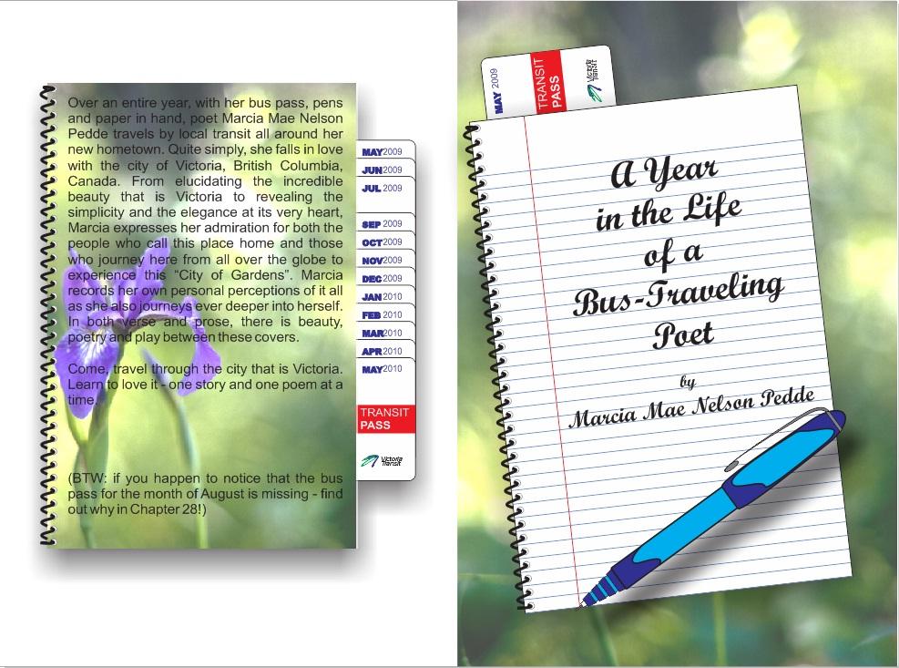 Marcia's Book Cover